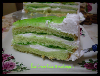 Oren/Stroberi/Kiwi Cream Cake @ RM60 (9)
