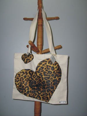 Ecobag animal-print