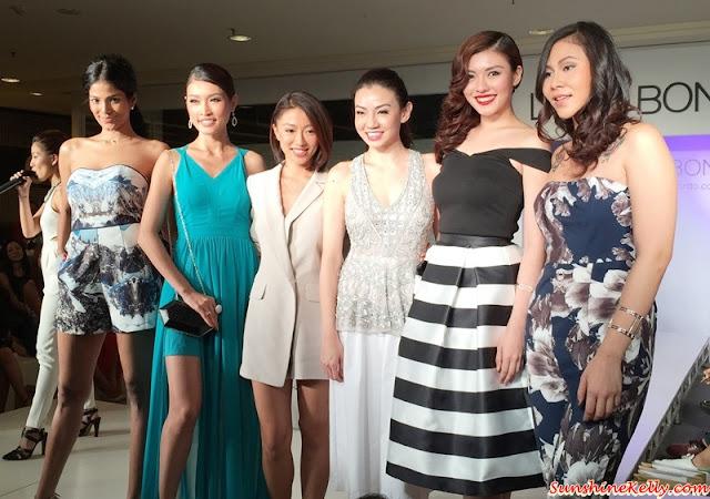 Love Bonito, 1st Flagship Store in Malaysia, Mid Valley Megamall, Rachel Lim, Viola Tan, Thanuja Ananthan, Amber Chia, Meliha Faisal, Carey Ng