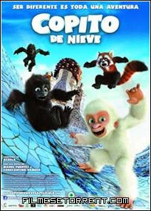 O Gorila Branco – Floco de Neve Torrent Dublado