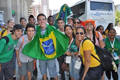 """A JMJ 2013 do Rio de Janeiro """"tem como objetivo o crescimento da fé dos jovens do mundo pela missão"""""""