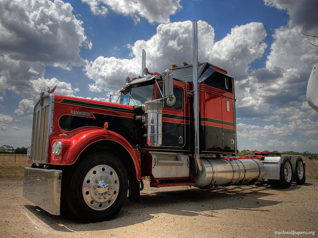 Trucks Wallpapers: Kenworth Truck Wallpapers