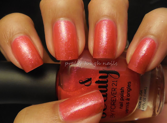 Love & Beauty Sparkling Coral