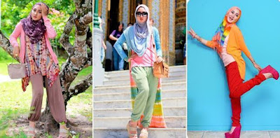Model Busana Muslimah Terbaru