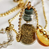 'Sparkly Potion' Necklaces