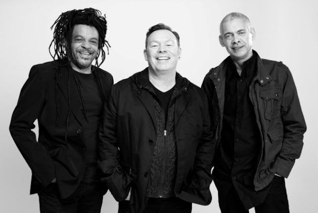 April 2016, UB40 Konser di Indonesia