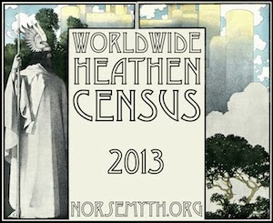 Click image to view & join the Heathen Census!