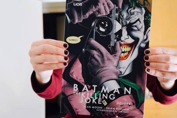 Batman, Joker, Gotham City, The killing joke, joke, DC comics, fumetti, Alan Moore, albi, recensioni, opinioni, super eroi, Brian Bolland