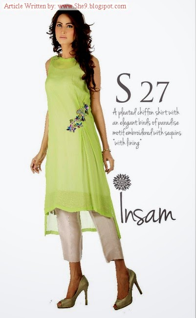 Insam Formal Winter Collection for Girls