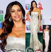 Sofia Vergara In Reem Acra2011 Latin Grammy Awards