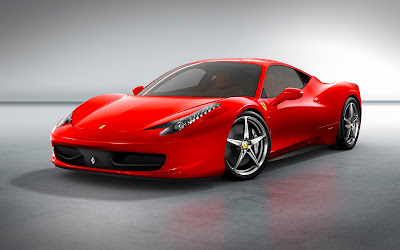 FerrariI 458 HD Wallpaper for iPhone
