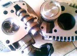 cara modifikasi kohar, korek mesin supra atau grand 110 cc
