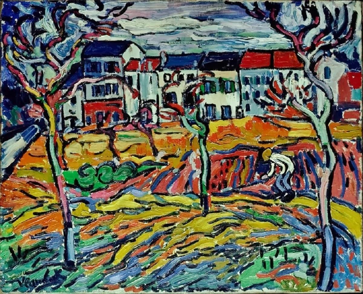 Sauvage27 espressionismo il fauvisme matisse derain for Il giardino di matisse
