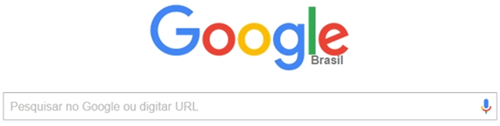 nova barra de pesquisa do google