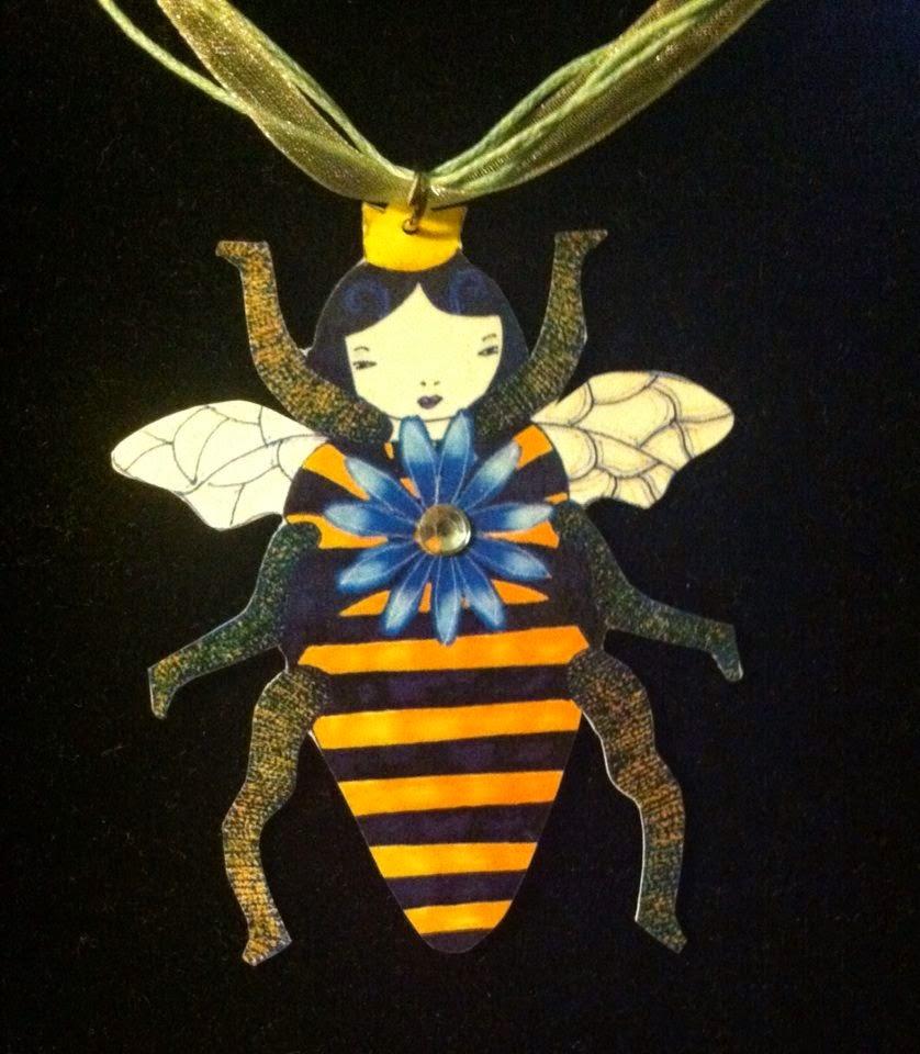 O Bee Wand artist victoria...