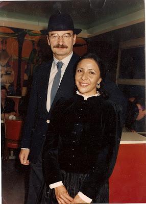 Slawomir Mrozek y Susana Osorio