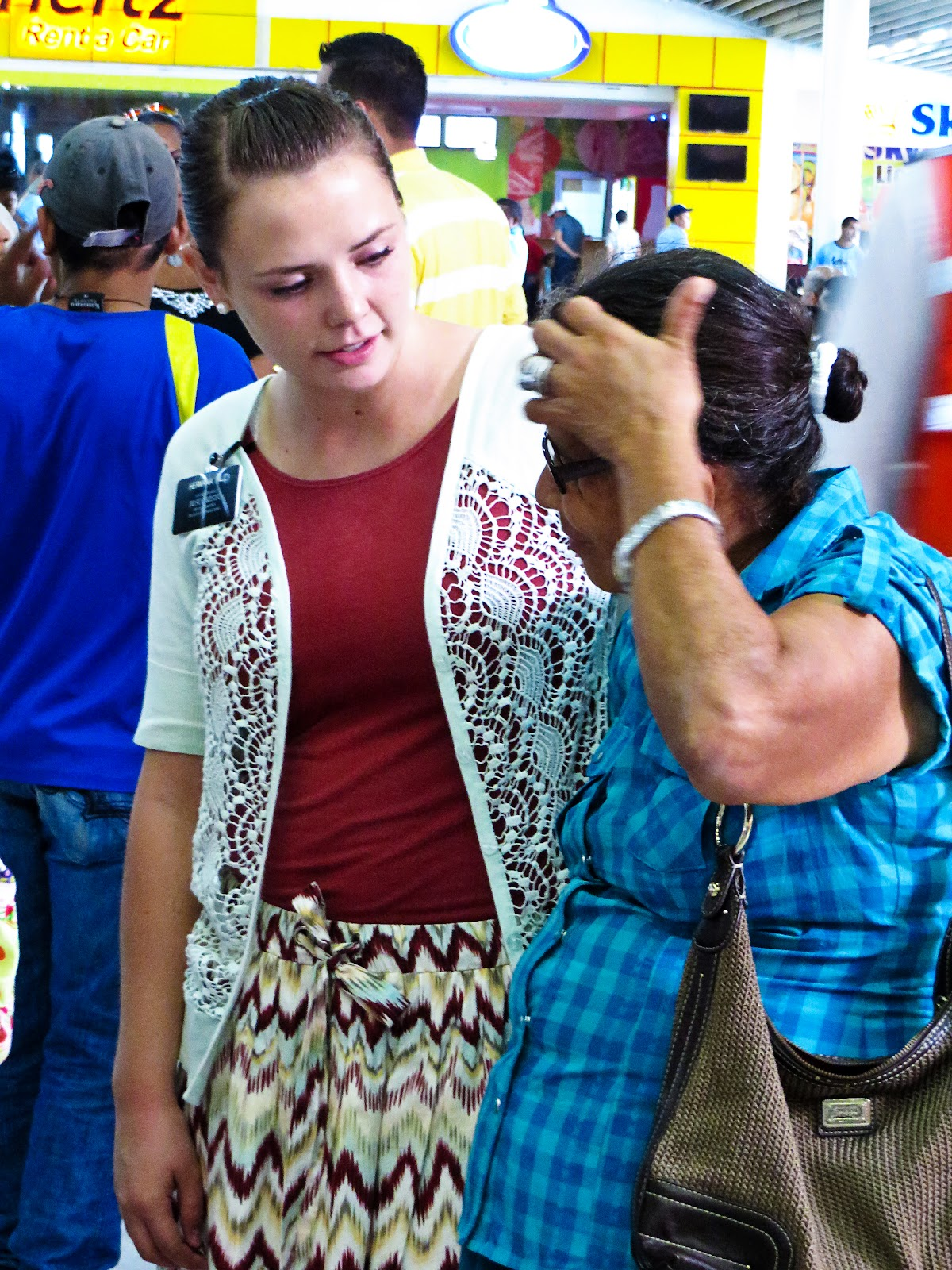 Role of LDS Sister Missionaries