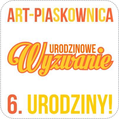 6 urodziny Art Piaskownicy