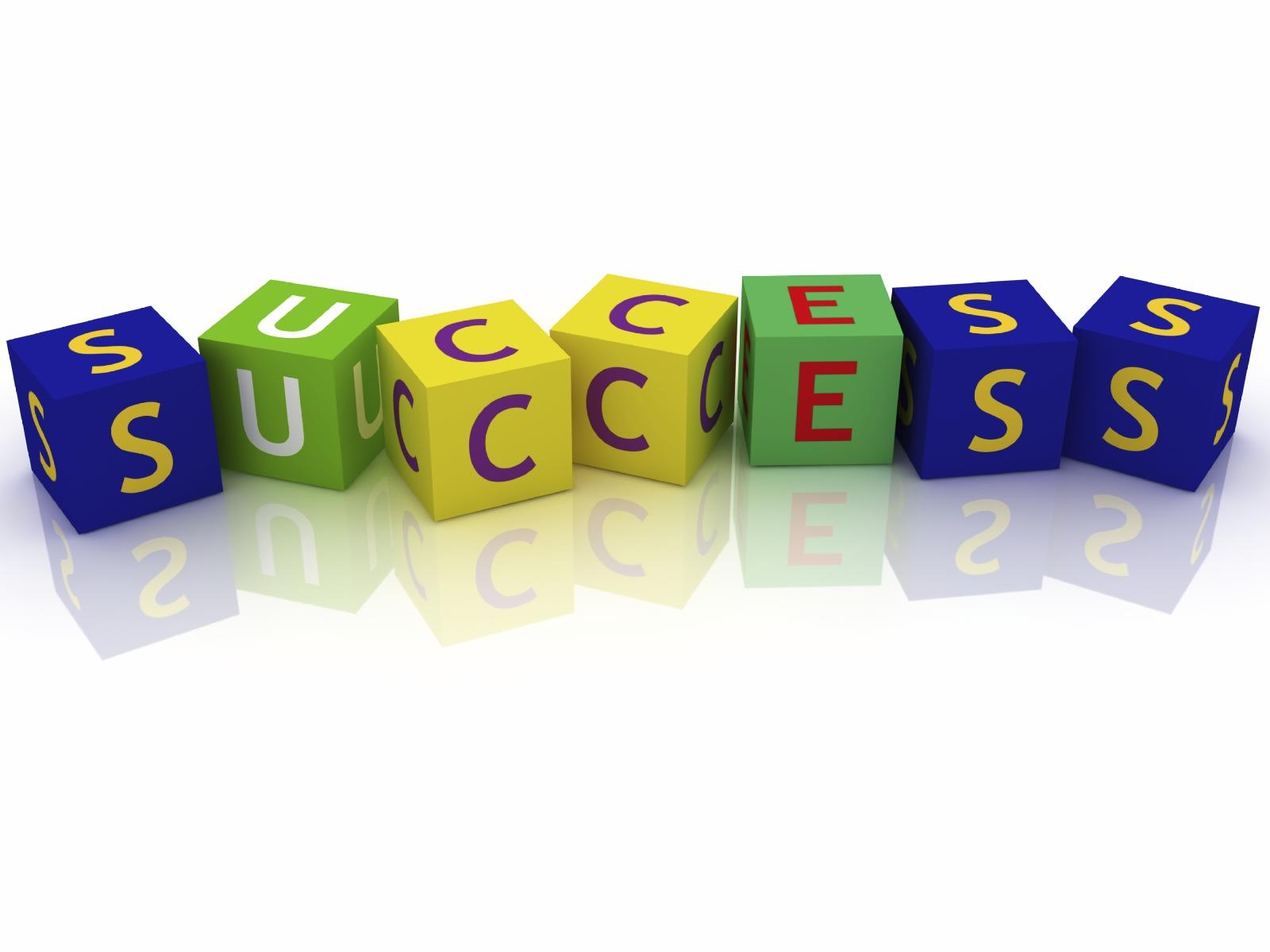 building blocks for achieving success