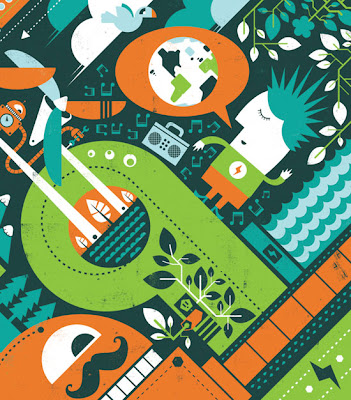 Shaw Nielsen The Joys of Living Green