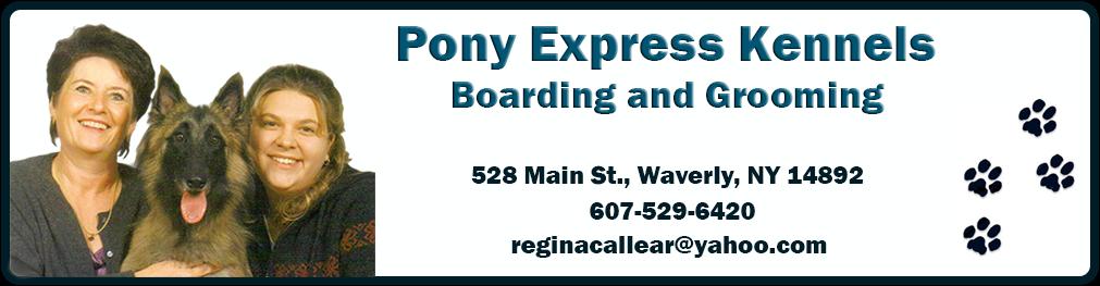 Pony Express Kennels