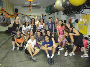 training club - aulão de haloween