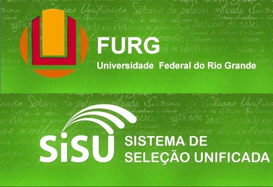 Processo seletivo FURG / 2012