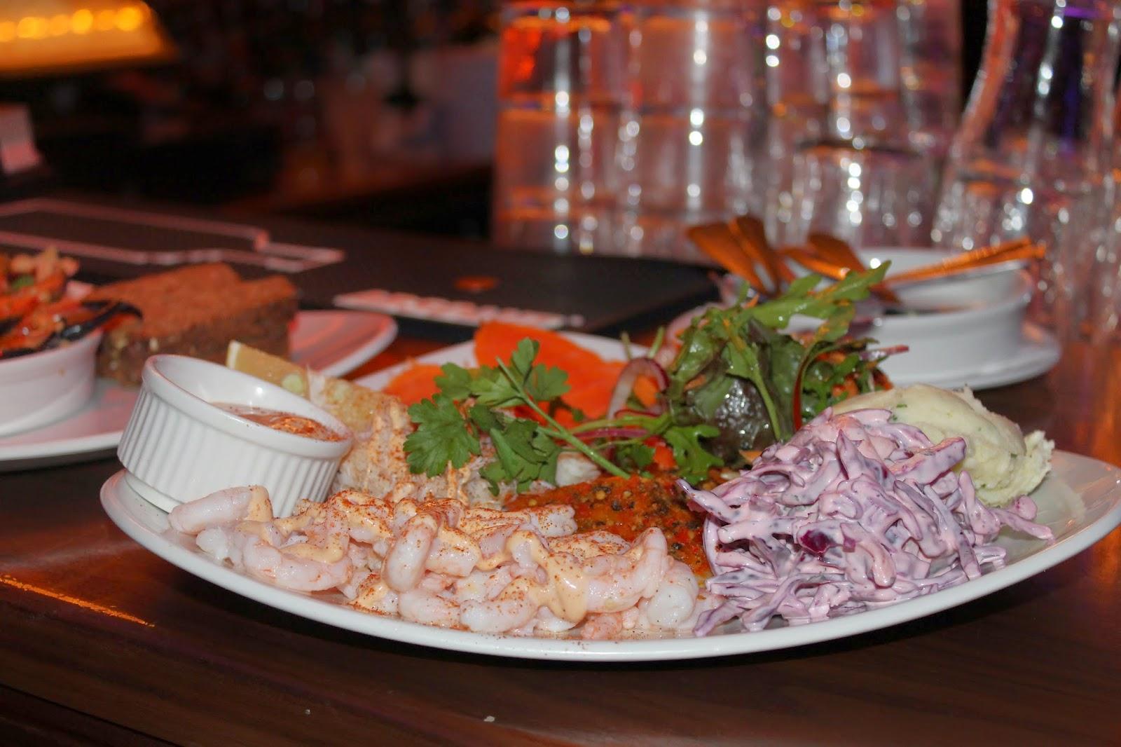 An Pucan seafood menu