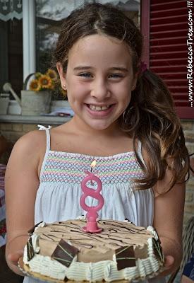 Compleanno 8 anni torta 2013 rebeccatrex