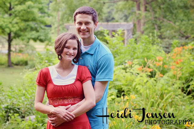 Engagement Photographer State College Pennsylvania Heidi Jensen Photography