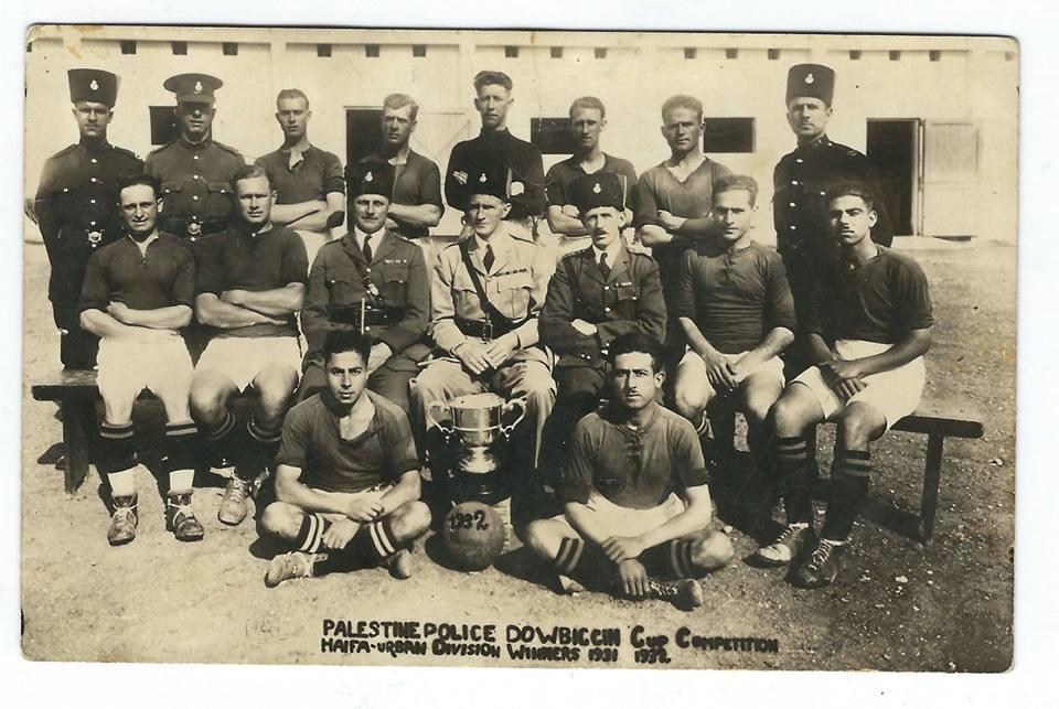 Palestine Police 1931