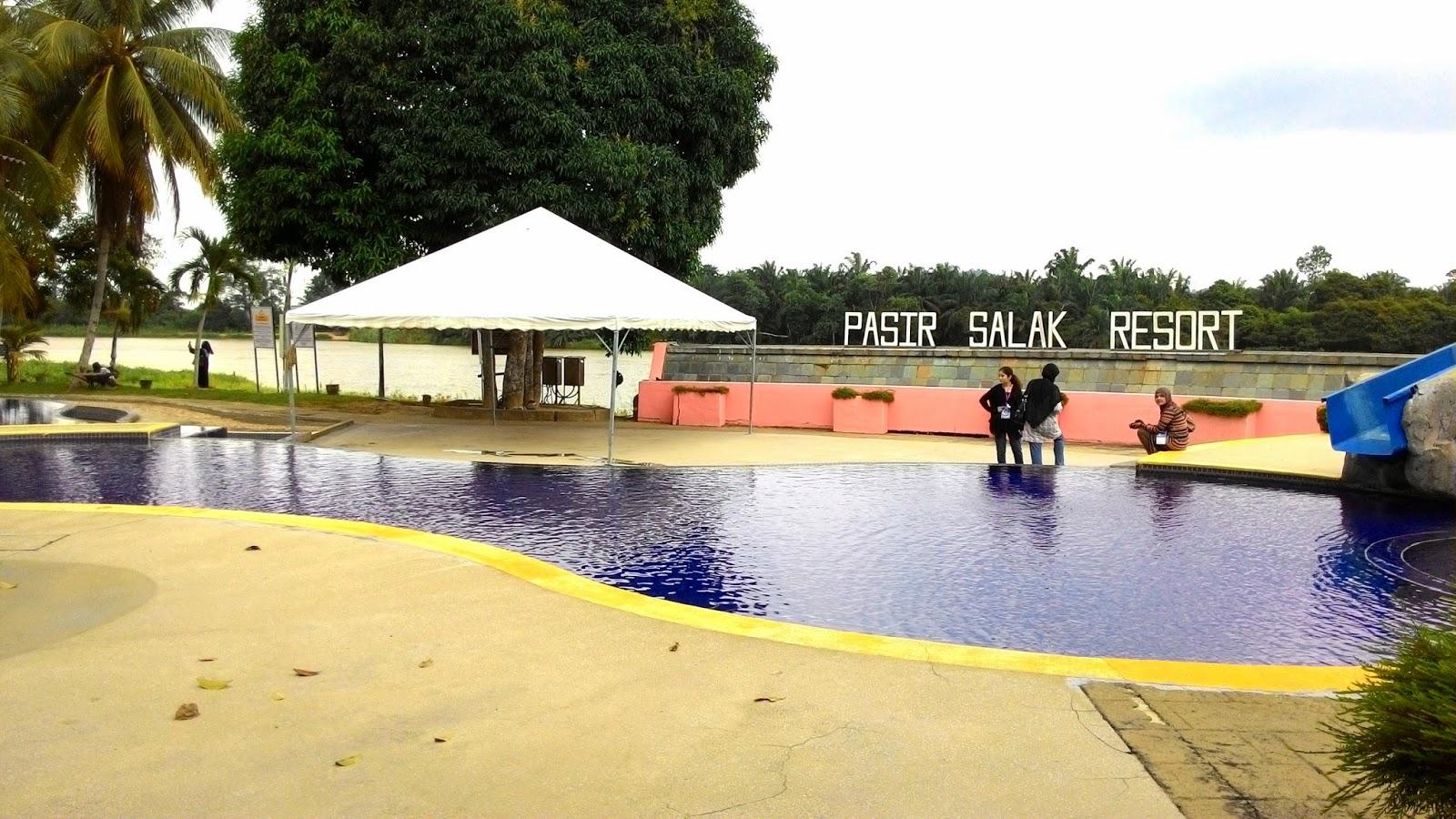 Pasir Salak Eco Resort