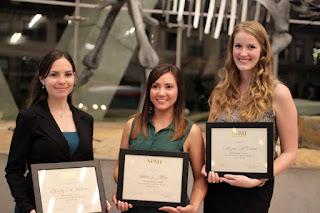 Interior Design Blog Unt Interior Design Student Recipients Of Newh Scholarships Attended Banquet