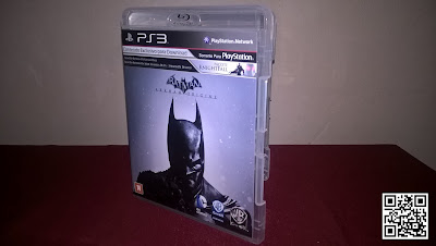 Capa de Batman Arkham Origins - PS3 - Ramon Machado