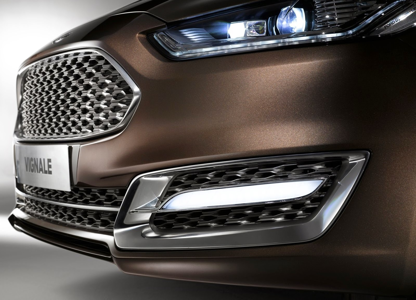 2015 Ford Mondeo - Front | HD Wallpaper #1 | 1920x1080
