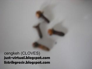 cengkeh cloves