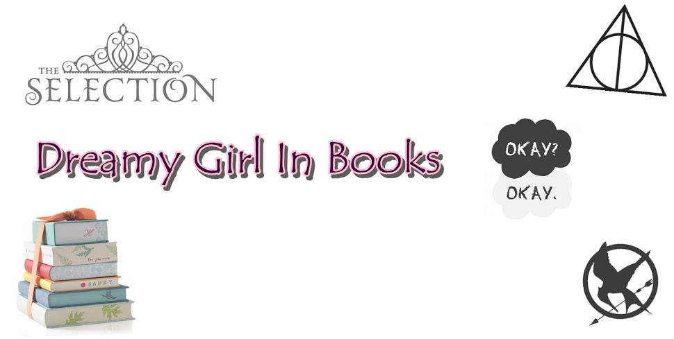 Garota Sonhadora Em Livros