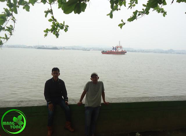 Mejeng di Sungai Mahakam, Samarinda