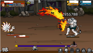 Ninja Saga Cheat - 1 Hit Kill Hack Update
