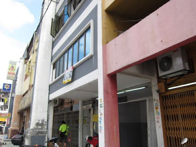 Mega Mendung shophouse mezzanine floor extension 7