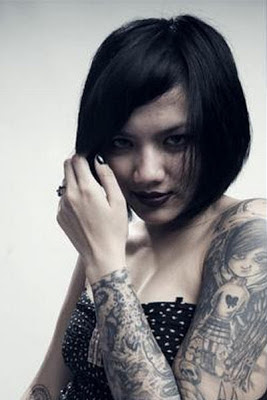 Tattoo Sexy Tiga Setia Gara