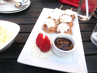 Glazed Donut Satay
