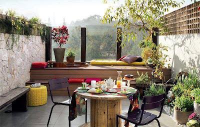 Ev dekorasyon hob balkon dekorasyonu - Nicolas kleine architect ...