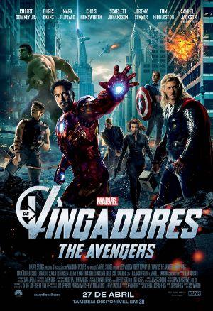 Baixar Filmes Download   Os Vingadores (Dual Audio) Grátis