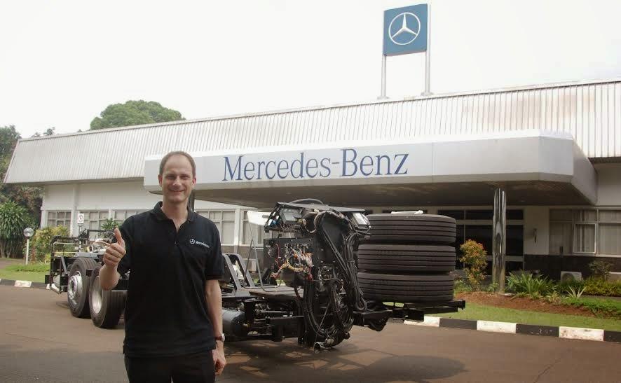 Kepedulian Mercedes Benz terhadap Customer