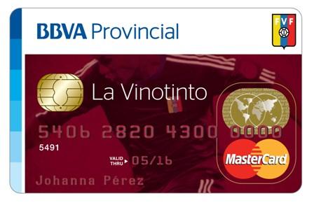 BBVA Provincial reafirma su apoyo a la selección Vinotinto