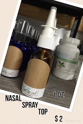 1 oz Nasal Spray