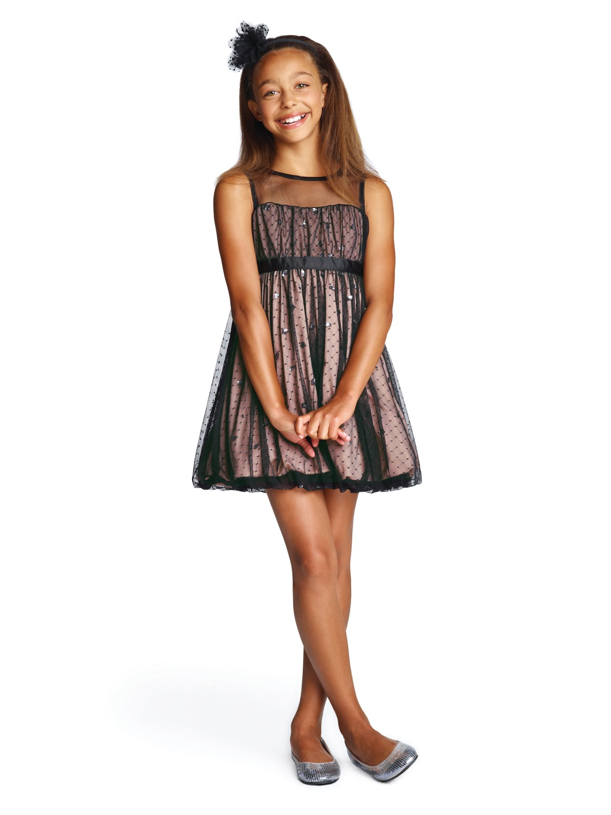Teen clothing for girls in