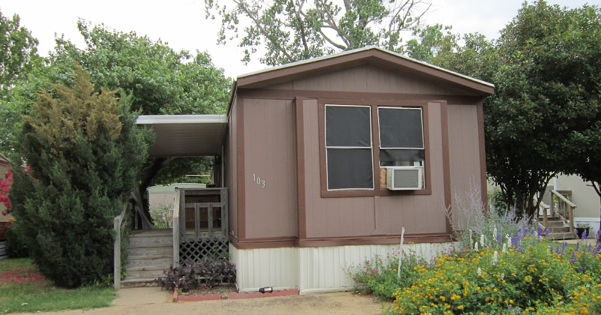 Dfw Mobile Homes Sold Under 695 2 Bedroom 2 Bath No Banks Owner Financing Nice