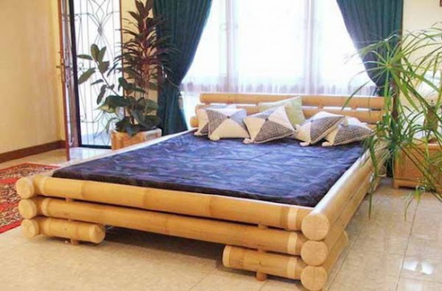 Bamboo Bed Design Ideas